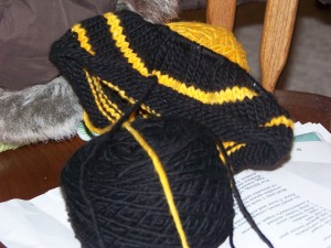 Steelers Cowl